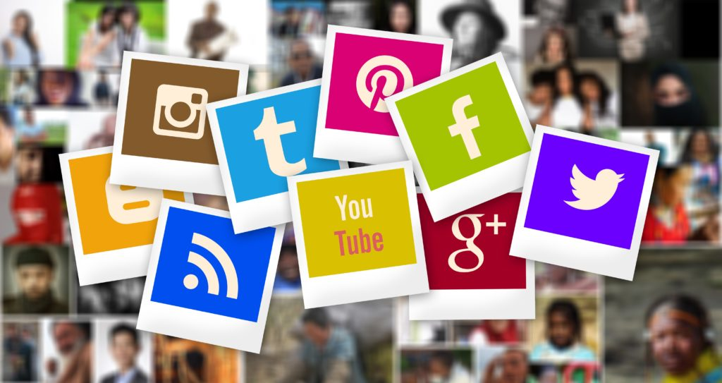 reklama w sieci to social media